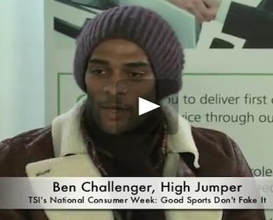 *Video:ben challenger tsi event